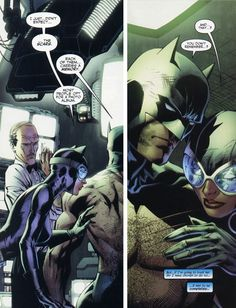 """""""I just … didn't expect … the scars.     Each of them … carries a memory.""""     — Batman: Hush"""