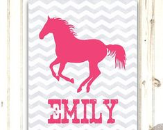 teen horse themed bedroom - Google Search