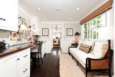 classic • casual • home: California French Cottage Follow-up