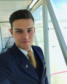 From @nykls instagram.com/nykls No have no can do...  waiting for the plane to arrive  MYWORK ___________________________ #lufthansa #cabincrew #crewlove #goodtimes #instagram #crewme #crewfie #crewlife #aircrew #a380 #flightattendant #flightclub #airbus #gaycabincrew #gaycute #cute #maninuniform #gayboy #picoftheday #guy #me #instacrewiser #boy #gay #lufthansaflugbegleiter #igers #eyes #uniform #jumpseatcrew #galleytalks crewiser