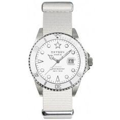 Relojes Blancos para tod@s. Reloj Blanco Unisex White Bear 40 Oxygen http://www.tutunca.es/reloj-blanco-unisex-white-bear-40-oxygen