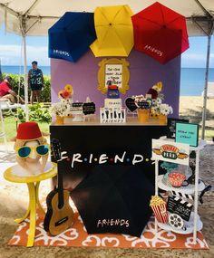 Friends Birthday Cake, Friends Cake, 30th Birthday Parties, Birthday Party Games, 16th Birthday, Friends Show, Friends Merchandise, Decoration, Glitter