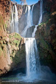 Marrakech - Ouzoud Waterfalls