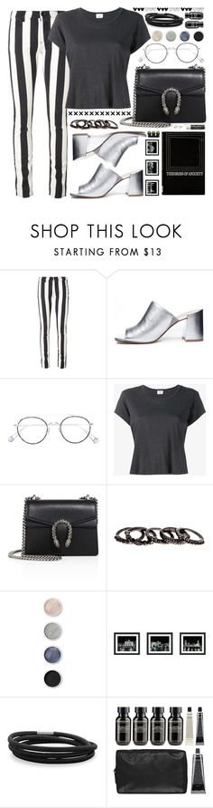 """Thanks sis"" by carolsposito ❤ liked on Polyvore featuring Off-White, Chinese Laundry, Ahlem, RE/DONE, Gucci, Free Press, Chapstick, Terre Mère, PTM Images and BillyTheTree"