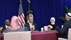 President Obama To Muslim-Americans: 'Thank You'