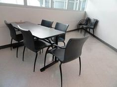 Lunchrooms: 25 Café Chairs $89.00 Ea / Tables $199.00 Ea EXCELLENT  Condition. Interested? Contact Your Local ABCO Furniture Consultant By  Phone Or Email ...