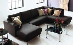 BALDA U-sofa Home And Family, New Homes, Couch, Furniture, Home Decor, Settee, Decoration Home, Sofa, Room Decor