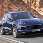 2015 Porsche Cayenne - Leaner, meaner, and more efficient