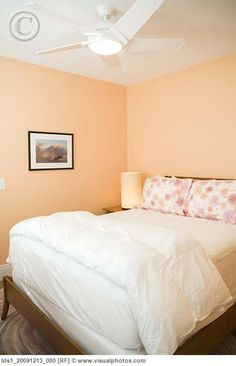 Bedroom Peach Wall Color Design Ideas, Pictures, Remodel And Decor | House  Ideas | Pinterest | Peach Walls, Wall Colors And Peach