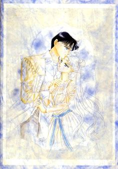Sailor Moon, together forever
