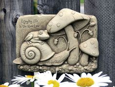 1269 Life in the Slow Lane #carruth #retire #slow #snail #gift