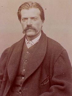 Pillu, chef du bataillon., Siege of Paris, Special Collections, Northwestern University Library
