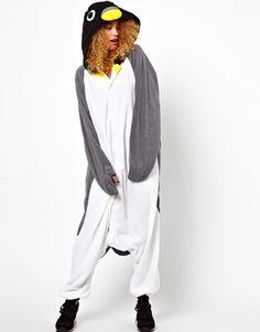 ASOS Kigu Penguin Onesie