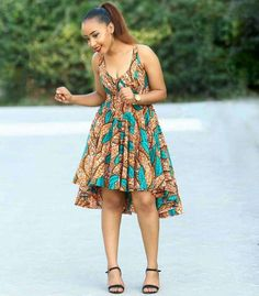 100 Latest Ankara Style Designs For 2020 (Updated) African Dresses For Women, African Print Dresses, African Attire, African Wear, African Fashion Dresses, Ankara Fashion, African Style, African Women, Ghanaian Fashion