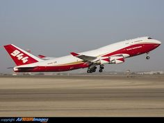 #BOEING 747-400#SUPERTANKER---