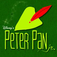 McGee Middle School production of Peter Pan, Jr. Peter Pan Jr, Middle School Drama, Peter Pan Disney, Club, Activities, Logo, The Originals, Logos, Environmental Print