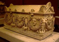 Antique Greece Tomb, Turkey