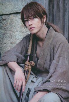 Rurouni Kenshin -- Takeru Sato