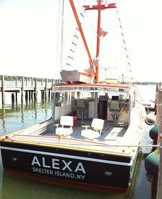 Billy Joel's Boat Docked in Greenport - Dan's Papers