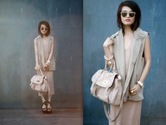 """In The Nude"" by Olivia Lopez on LOOKBOOK.nu"