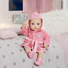 Baby Annabell Sweet Dreams Robe kylpytakki