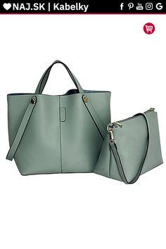 Trendy kabelka Netty modrá AG00198 Trendy, Shopper Bag, David Jones, Bucket Bag, Zara, Fashion, Moda, Fashion Styles, Fashion Illustrations