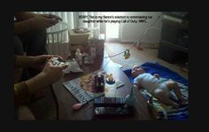 LOL!!!! there is a list of parenting photos here that is TOO funny!!