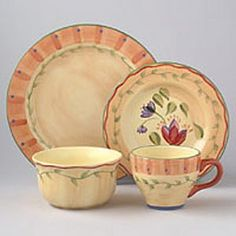15862 Pfaltzgraff Napoli 4 pc. Place Setting