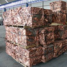 Chinese Copper Scrap imports may decline to below 300,000 tons in July