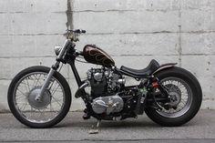 BRAT STYLE / ヤマハ 1980 XS650 Special プロが造るカスタム 【STREET-RIDE】ストリートバイク ウェブマガジン