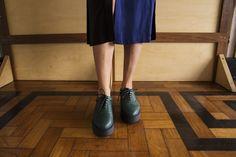 Doc Martens, Oxford Shoes, Women, Fashion, Moda, Fashion Styles, Fashion Illustrations, Woman