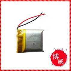 Дешевое Mp3 митч аккумулятор 3.7 В литий полимерный аккумулятор 502020 / 501717 / 501720, Купить Качество Аккумуляторы для MP3/MP4 плеера непосредственно из китайских фирмах-поставщиках:            Модель 502020052020                            Емкость 200 мАч                            Номинальное напряже