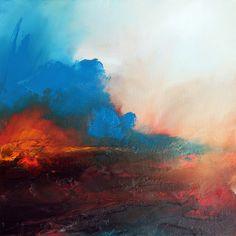 notsquared: All Things 1 Paul Bennet 2012 Sense Of Place, Gcse Art, Picture Show, Evolution, Texture, Landscape, Inspiration, Color, Paintings
