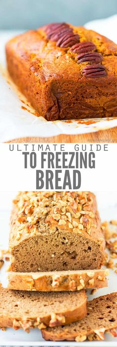 Quick Bread, How To Make Bread, Bread Making, Frozen Cookies, No Bake Cookies, Christmas Bread, Christmas Baking, Freezing Bread Dough, Tasty Pastry