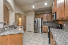 5015 Azalea Meadow Katy, TX 77494: Photo Another view of Kitchen