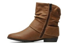 Perrina by Tamaris (Brown) | Sarenza UK | Your Boots - Short and ankle Perrina Tamaris delivered for Free