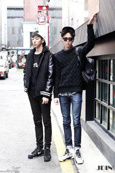 Street Fashion[March], Korea(Seoul)  남주혁 주우재 _[JDIN KOREA] great street wear