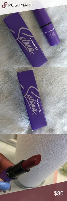 MAC Selena Limited addition Selena lipstick brand new , collectors item, not in store anymore MAC Cosmetics Makeup Lipstick