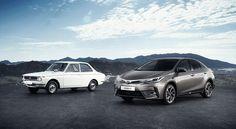 Toyota Corolla 50 aniversario, un clásico japonés - http://autoproyecto.com/2016/09/toyota-corolla-50-aniversario-clasico-japones.html?utm_source=PN&utm_medium=Pinterest+AP&utm_campaign=SNAP