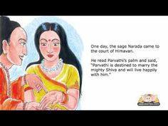English Talking Book - Goddess Parvathi