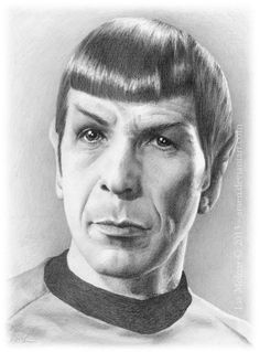 Spock - Fascinating by =Araen