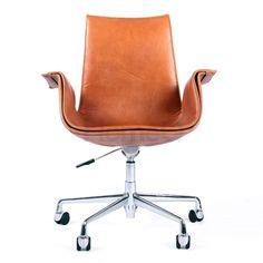 B ro leder drehstuhl mano sessel designklassiker stuhl for Replica designer sessel
