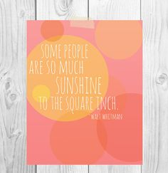 Inspirational Printable Art  Some People by ScubamouseStudiosJr, $5.00