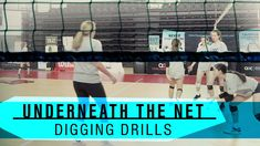 Our videos of volleyball defense drills can help get your team to the next level. At any level, learning new volleyball team defense drills is valuable. Volleyball Workouts, Volleyball Quotes, Volleyball Gifts, Coaching Volleyball, Girls Softball, Volleyball Players, Girls Basketball, Basketball Cheers, How To Play Tennis