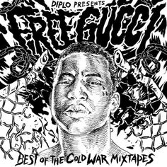 Gucci Mane x Diplo 'Free Gucci (Best Of The Cold War Mixtapes)