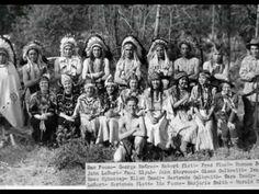Spokane Children of the Sun by Pinki Tuscaderro - YouTube