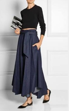 bd063b39755 28 Best Skirts  Dresses - new silhouettes images