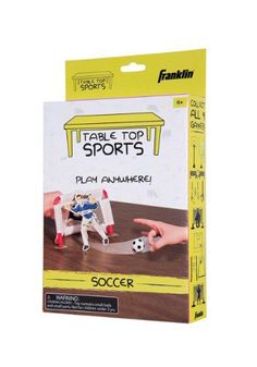 Stocking Stuffer Soccor Table Top Sport 4.99 on sale