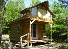 Small-Scale Real Estate If you're looking to buy a small house and you don't mind buying directly from the owner, try Tiny House Listings. It's like Craigslist but strictly for diminutive dwellings. Here, you can find anything from houses on wheels to upscale mini cabins.