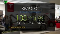 Uberfuzz: Unofficial Tesla app for Google Glass lets Model S owners find, charge and unlock their car